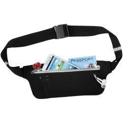 Ranstrong adjustable waist band, Neoprene, solid black