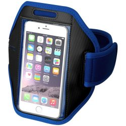 Suport telefon pentru brat, sport, Everestus, STT058, poliester, albastru