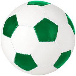 Minge de fotbal, marime 5, Everestus, CE06, pvc, verde, desfacator de sticle inclus