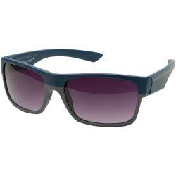 Ochelari de soare, Slazenger by AleXer, OSSG097, policarbonat, albastru, gri, breloc inclus din piele ecologica si metal