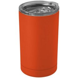 Pika Vacuum Tumbler and Insulator, Stainless steel, Orange