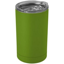 Pika Vacuum Tumbler and Insulator, Stainless steel, Lime