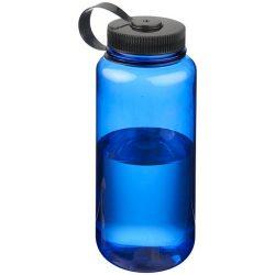 Sticla sport 875 ml, fara BPA, Everestus, SO01, tritan, albastru, saculet de calatorie inclus