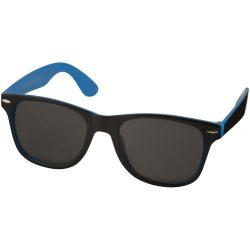 Ochelari de soare in 2 nuante, Everestus, OSSG224, plastic, albastru, negru, laveta inclusa