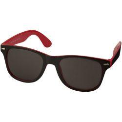 Ochelari de soare in 2 nuante, Everestus, OSSG225, plastic, rosu, negru