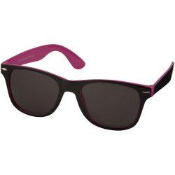 Ochelari de soare in 2 nuante, Everestus, OSSG223, plastic, roz, negru