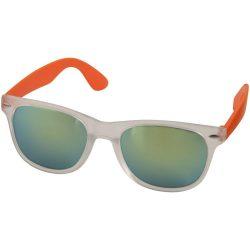 Ochelari de soare, Everestus, OSSG203, plastic, portocaliu, laveta inclusa