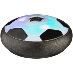 Sala hover football, ABS plastic and foam, solid black,White