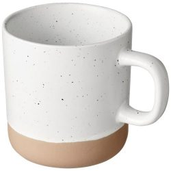 Cana ceramica 360 ml, Everestus, 9IA19112, Ceramica, Alb