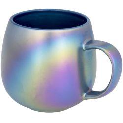 Cana iridescenta Everestus, GZ, ceramica, albastru