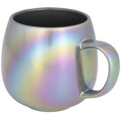Cana iridescenta Everestus, GZ, ceramica, gri