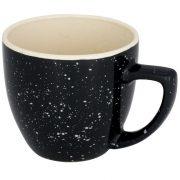 Cana ceramica 325 ml cu finisaj patat, Everestus, 20IAN1173, Gri