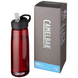 Eddy+ 750 ml Tritan™ sport bottle, Tritan™, Red