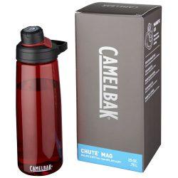 Chute Mag 750 ml Tritan™ sport bottle, Tritan™, Red