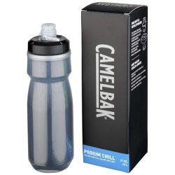 Podium Chill 620 ml sport bottle, PP Plastic,  solid black