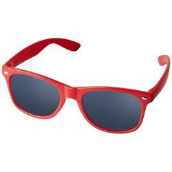 Ochelari de soare pentru copii, Everestus, 9IA19019, Policarbonat, Rosu