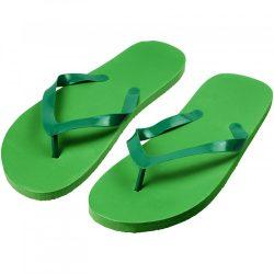 Papuci de plaja, marime 36-38, Everestus, 20FEB1035, Plastic, Verde
