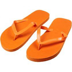 Papuci de plaja, marime 36-38, Everestus, 20FEB1037, Plastic, Portocaliu