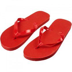Papuci de plaja, marime 42-44, Everestus, 20FEB1030, Plastic, Rosu