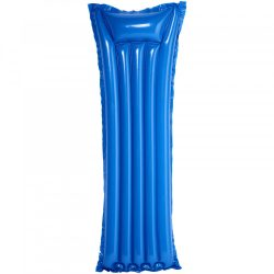 Saltea de plaja gonflabila 175x55 cm, Everestus, 20FEB1503, PVC, Albastru