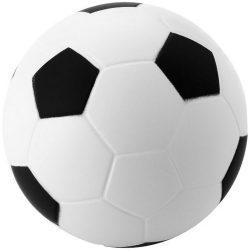 Jucarie antistres Minge de Fotbal, Everestus, ASJ041, poliuretan, negru, alb