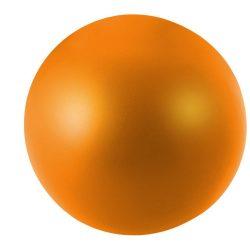 Jucarie antistres Minge simpla, Everestus, ASJ050, poliuretan, portocaliu