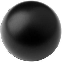 Round stress reliever PU foam ball, PU foam, solid black