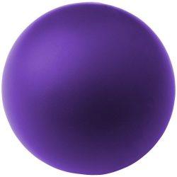 Round stress reliever PU foam ball, PU foam, Purple