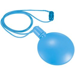 Blubber round bubble dispenser, PE, Blue