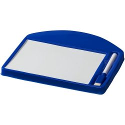 Sketchi dry erase message board, PET, Blue