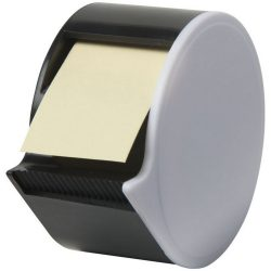 Pips sticky notes tape, ABS plastic, solid black