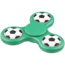 Fun Tri-Twist™ Football, ABS of the body, PVC of the football, Green