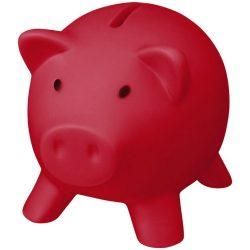 Pusculita porcusor din plastic, 95x73x73 mm, Everestus, MBP18, pvc, polistiren, rosu