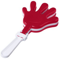 High-five hand clapper, PP plastic, Red