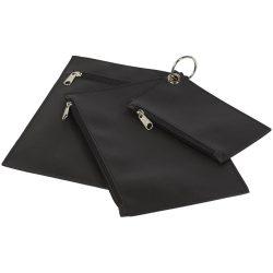 Inca keyring clutch - BK, solid black