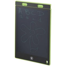 Leo LCD writing tablet, ABS frame and pen, Lime