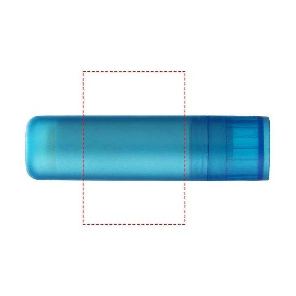 Deale lip balm stick, Plastic, Light blue