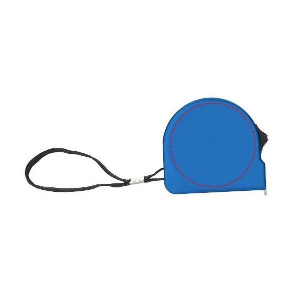 Clark 3 metre measuring tape, ABS plastic, Royal blue