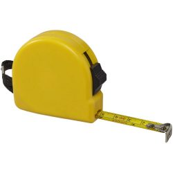 Clark 3 metre measuring tape, ABS plastic, Yellow
