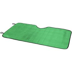 Noson car sun shade panel, EPE foam, Green