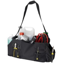 Organizator portabil de portbagaj, Everestus, GY, 600D poliester, negru