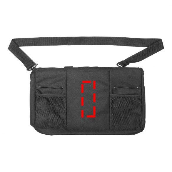 Organizator portabil de portbagaj, Stac by AleXer, GY01, 600D poliester, negru, breloc inclus