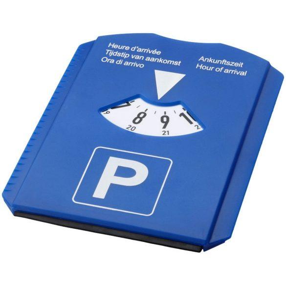 Spot 5-in-1 parking disc, PS plastic, Blue