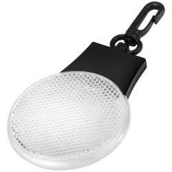 Blinki reflector LED light, ABS plastic with PS plastic reflector, White