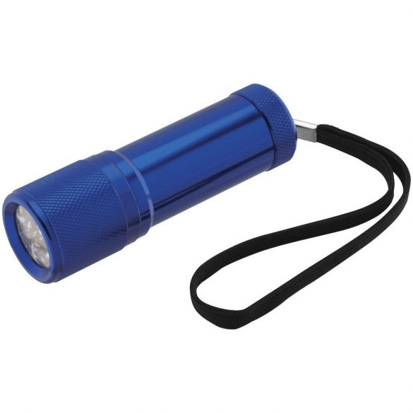 Mars LED mini torch light, Aluminium, Royal blue