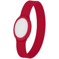 Tico multi-colour LED bracelet, Silicone, Red