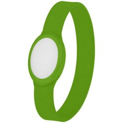 Tico multi-colour LED bracelet, Silicone, Lime