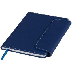 Agenda A5 cu pagini dictando, coperta magnetica, Everestus, HS01, pvc, albastru