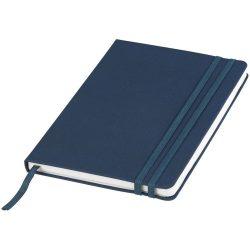 Denim A5 hard cover notebook, PU, Blue