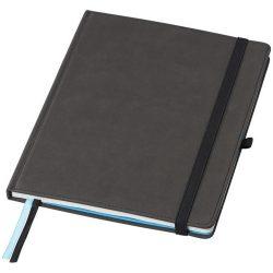 Carnetel B5 moale la atingere, 80+8 pagini, Everestus, CE, thermo pu, negru